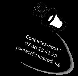 Prestations Contact LamProd