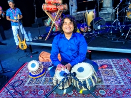 Nuit de la Rumba - Amrat Hussain