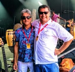 Nuit de la Rumba - Ernesto Burgos et André Luiz de Souza
