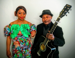Nuit de la Rumba - Faya Tess et Cain Madoka