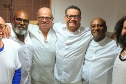Samba Choro Bossa Jazz - Sérgio Lucci, Edmundo Carneiro, Célio Mattos, André Luiz de Souza, Fernando McCatty et Ewerton Oliveira