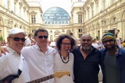 Samba Choro Bossa Jazz - Célio Mattos, André Luiz de Souza, Ewerton Oliveira, Edmundo Carneiro et Zaza Desiderio