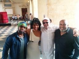 Spicy Lyon - Zaza Desiderio, Ludmilla Merceron, Célio Mattos et Edmundo Carneiro