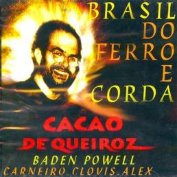 jazz et improvisation - Cacau de Queiroz - Baden Powel
