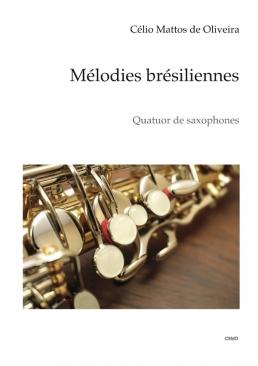 musiques actuelles - Mélodies brésiliennes - Célio Mattos