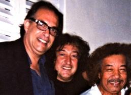 jazz et improvisation - Cacau De Queiroz, Toninho Horta, Raul de Souza