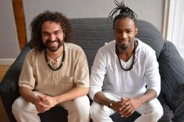 Rencontre - Ewerton Oliveira et Zaza Desiderio